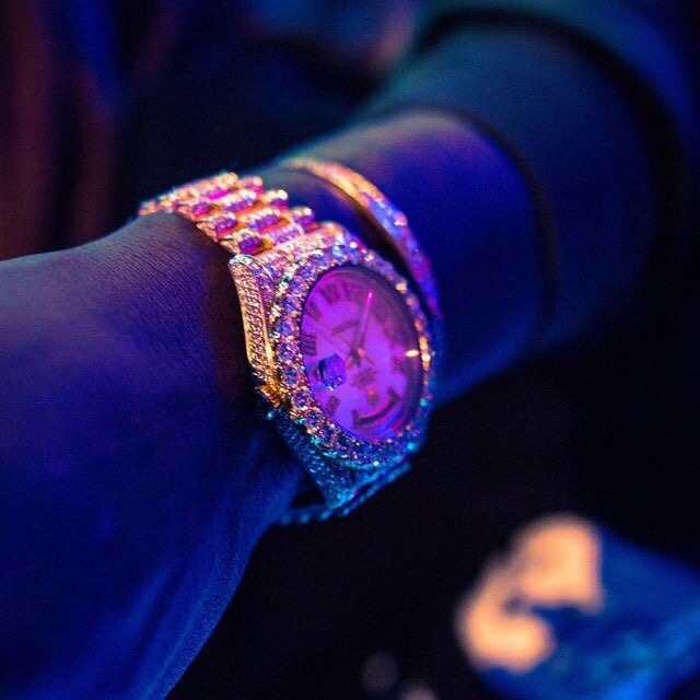 Image result for bust down rolex